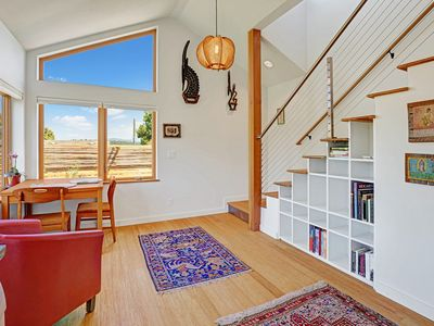 Photo for Spacious, industrial-modern lakeview cottage in Columbia City/Seward Park