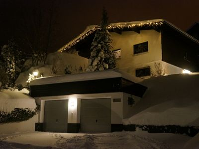 Photo for Modern house with unique view and 500m to the Golm ski region
