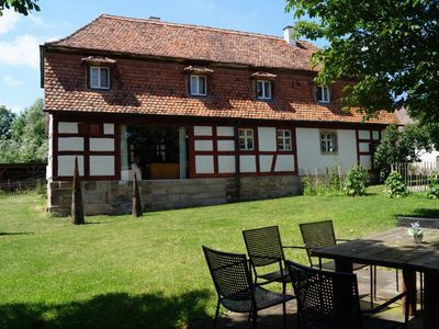 Photo for Apartment Bad Windsheim for 2 - 4 people with 2 bedrooms - Historical building