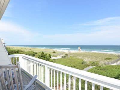 Photo for A Long Walk - 3 bedroom oceanfront townhouse sleeps 6