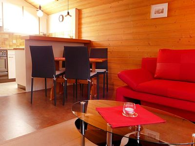 Photo for Apartment in the center of Grindelwald with Internet, Parking, Balcony, Washing machine (38461)