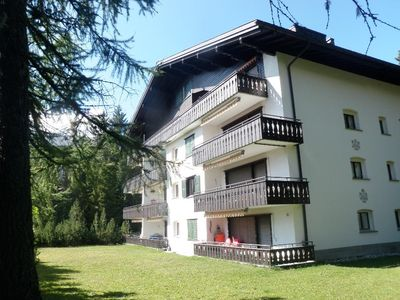 Photo for *** Apartment in the house Cristallina, Lenzerheide