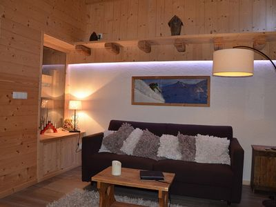 Photo for Brisebise: a large 4 * studio at the top!