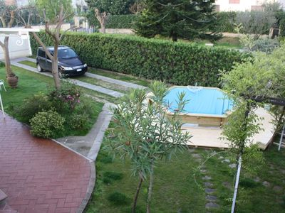 Photo for Private pool, garden, beach nearby, Relaxation.