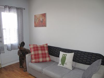 Photo for In the heart of the Villeray district, beautiful apartment