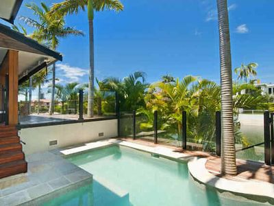 Photo for Gold Coast Broadbeach Waterfront House & pool in the heart of Broadbeach