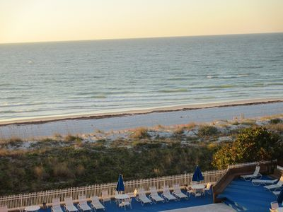 gorgeous white sand just waiting for you and your friends and family - calm ocean waves and warm inviting waters of the Gulf of Mexico