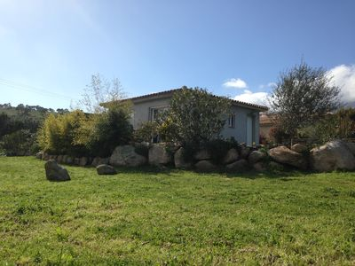 Photo for MINI VILLA 10 MINUTES FROM PORTO VECCHIO AND BEACHES PALOMBAGGIA Santa Giulia