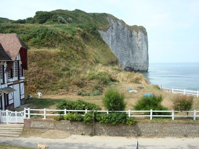 Photo for Lodging near the beach near Etretat, Normandy