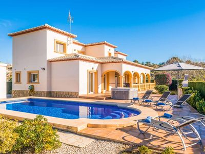 Photo for Villa Roig Costa - Five Bedroom Villa, Sleeps 10