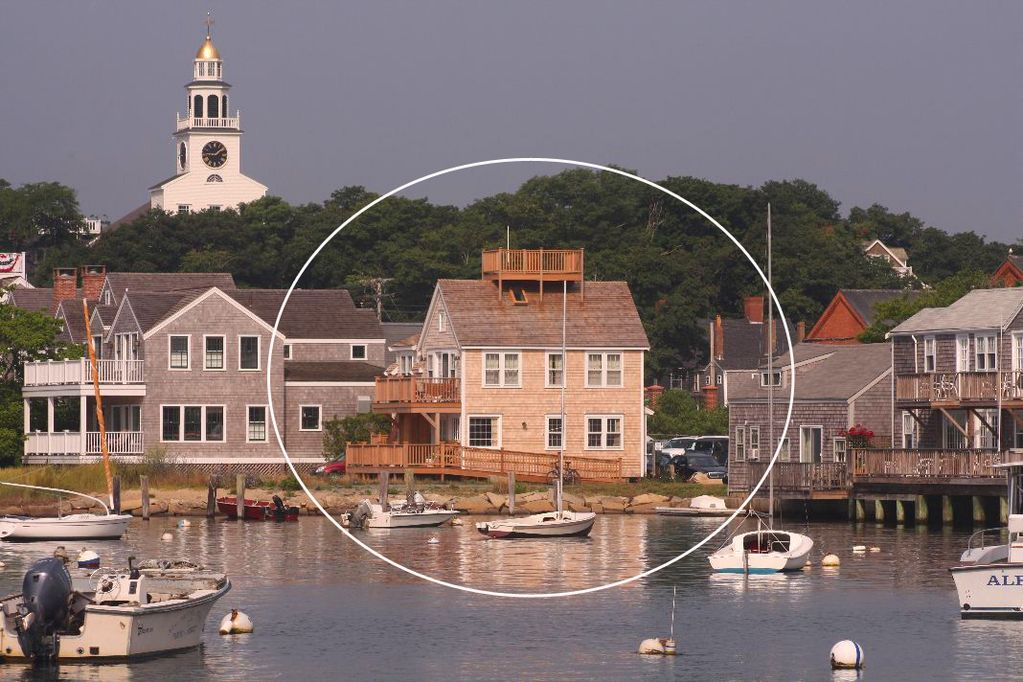 Waterfront Downtown Apartment On Nantucket Harbor As Good It Gets Town