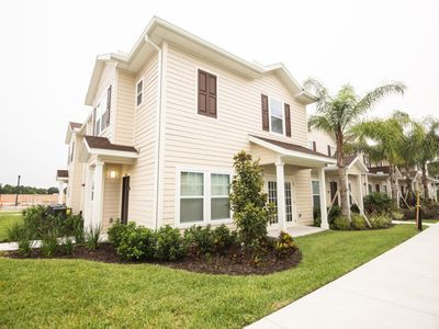 Photo for Disney On Budget - Lucaya Village - Beautiful Cozy 4 Beds 3 Baths Townhome - 3 Miles To Disney