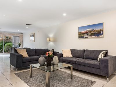 Photo for Stylish 3BR Townhouse - 4 STAR ****  Walk to City, Adelaide Oval and Theatres