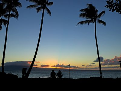 Photo for Polynesian Shores 124 - AHHHMAZING!!! Beautiful sunsets right here!