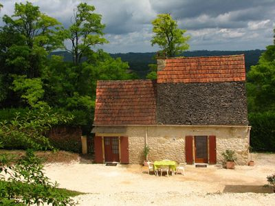 Photo for Perigord house indep February to June pers 2. 5km from Sarlat