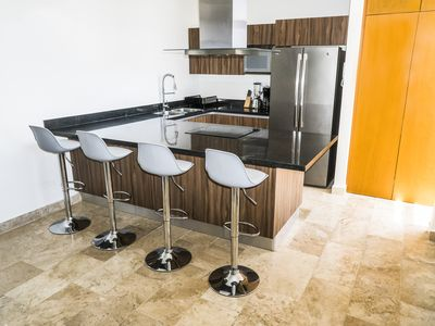Photo for Luxurious 3BR Penthouse in the luxury residential complex of Bahia Principe