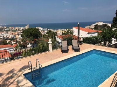 Photo for CASA EDITH - Luxurious villa with spectacular sea and mountains views