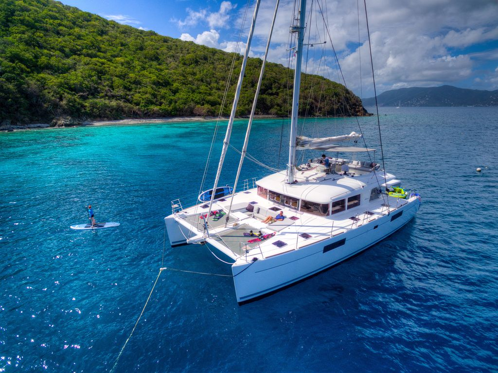 Island Hopping Vacation On A Private Yacht Vrbo