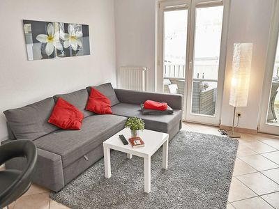 Photo for Wohnpark Stadt Hamburg App. 25 - Wohnpark Stadt Hamburg F400 WG 25 on the ground floor with a large terrace
