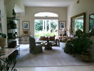 Photo for Month long rental! 3 beds/3 baths in Rancho Santa Fe - Great access to town