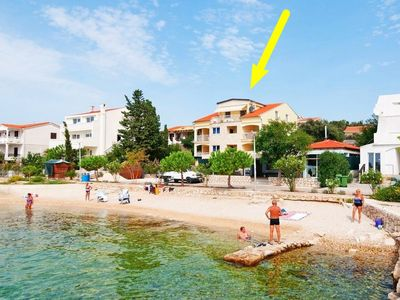 Photo for Apartments Valentina, (15301), Mandre, Croatia