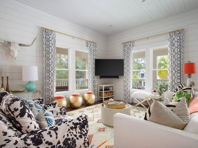 Photo for SOUTHERN CHARM | Newly Renovated | Built in 1920s | Short distance to the beach