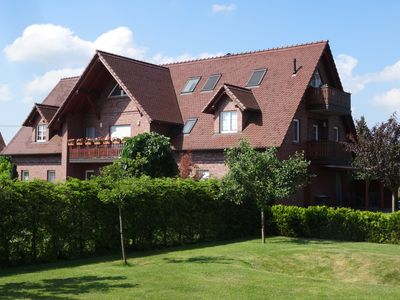 Photo for 2 room apartment with 4 beds - Haus Schwielochsee