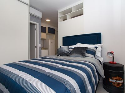 Photo for BEAUTIFUL APARTMENT 5 STARS IN BELA VISTA -SP