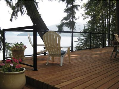 Photo for Spectacular Shuswap Water Front Property