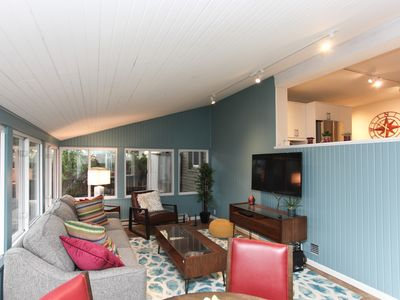 Photo for Pet Friendly, newly remodeled mid century home steps from downtown Douglas!