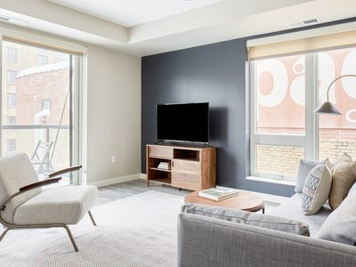 Photo for Sonder | East End | Chic 2BR + Balcony