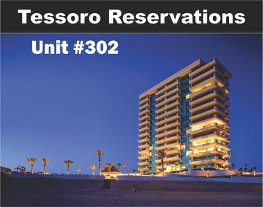 Photo for Tessoro #302 - 3bd/2ba Beachfront Luxury Condo