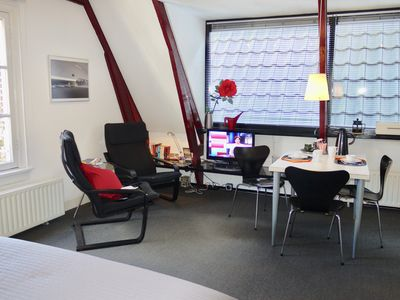 Photo for The Red Studio Apartment Palamedes