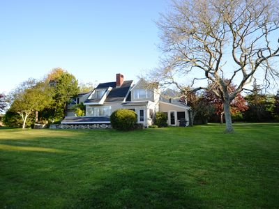 Photo for Westport MA. 4 bedroom contemporary Farm House
