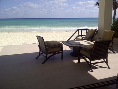 Photo for Feel The Ocean & The Sand From Your Patio, Enjoy The Ocean From Your Livingroom