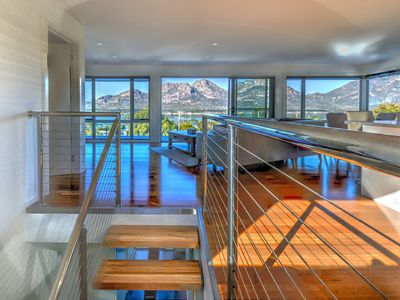Photo for New, modern, with stunning outlook in the heart of Coles Bay
