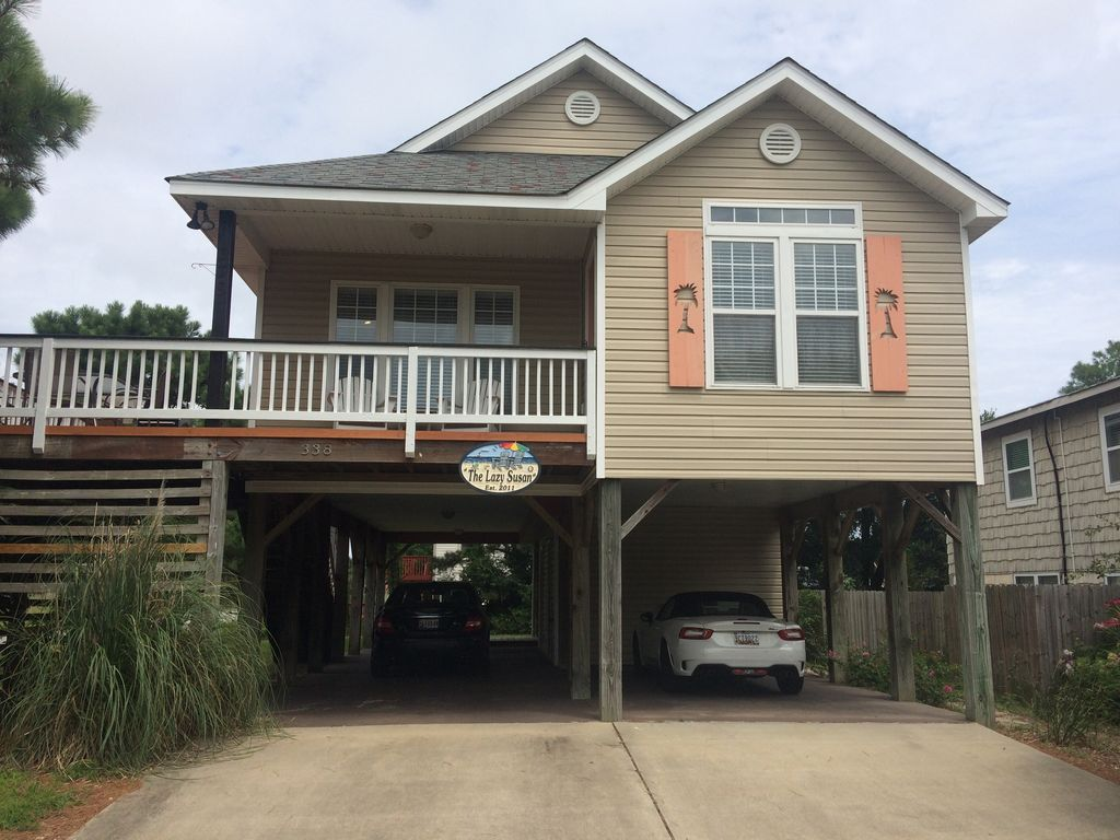 Affordable 3 Bedroom Pet Friendly Only A 3 Day Minimum Until 5 26 Then 7 Kill Devil Hills