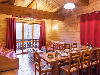 Photo for The Balconies of Val Cenis Village **** - 7 Rooms 12/14 People