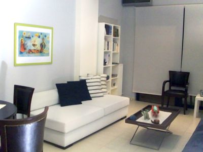 Photo for Posto city center apartment 200m from the beach and near old harbour