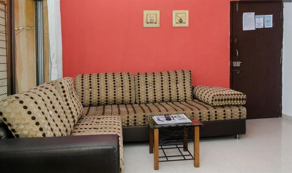 Apartment in Mumbai with Air conditioning, Lift, Washing machine (392665)
