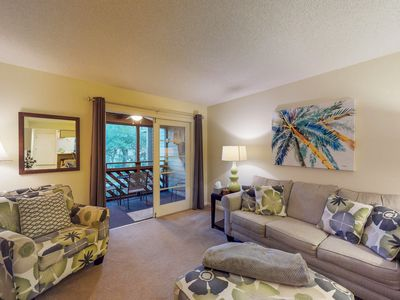 Photo for Welcoming condo with shared pools, hot tub, & sauna near beaches and more!