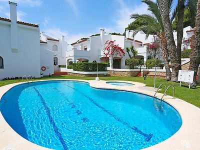 Photo for 3 bedroom Villa, sleeps 8 in l'Hospitalet de l'Infant with Pool and Air Con