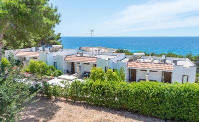 Photo for mediterr. Charm, atemberaub. Panoramic, highlight: 2 Sea View Terr, Gem..-Pool!
