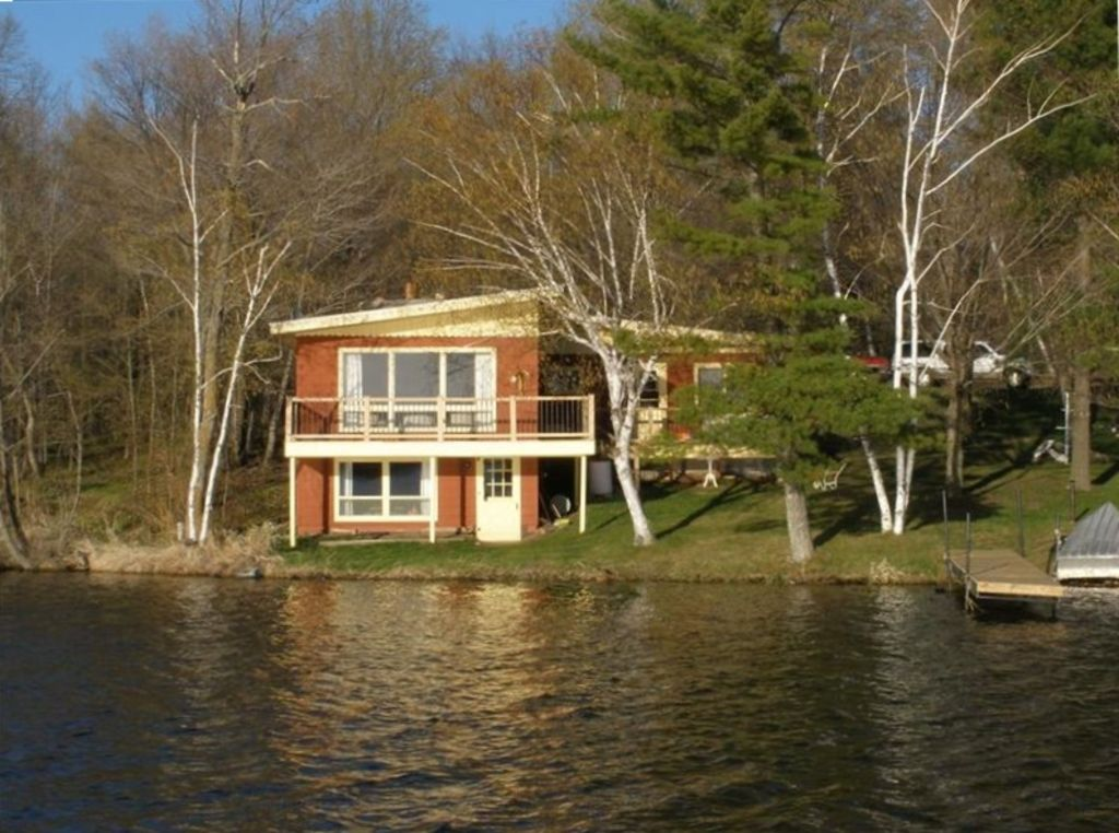 Lakefront Cabin On Beautiful Big Pine Lake Aitkin