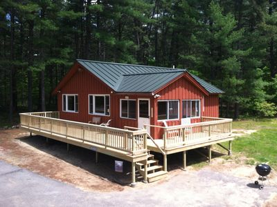 Photo for 'Cluck's Cabin' -   Summer 2018 - $900 / week;   Winter + Spring Short Stays