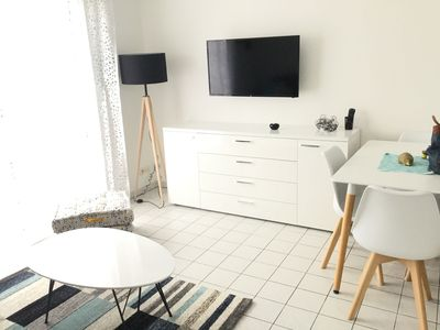 Photo for 1BR Apartment Vacation Rental in CARQUEFOU