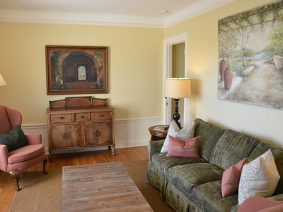 Photo for Beautifully Decorated Townhouse 2 Blks From Square, From $225 (off season)
