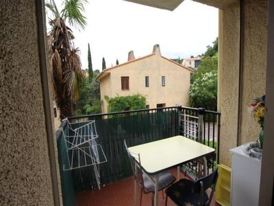 Photo for Apartment Collioure, studio flat, 2 persons