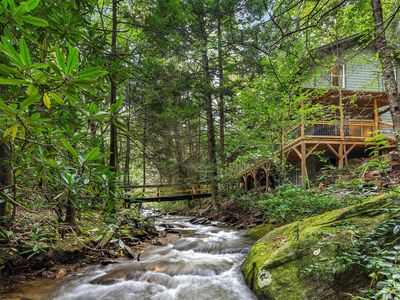 Photo for Moonshadows Mountain - Mr Lake Lure Vacation Rentals