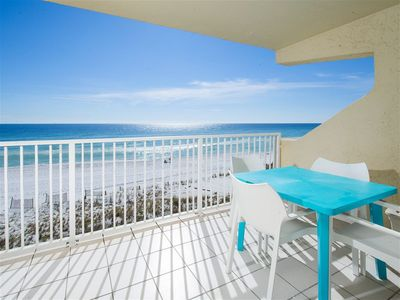 Photo for Direct Ocean- 4th Floor-Beautiful Views-Just Steps from the Beach